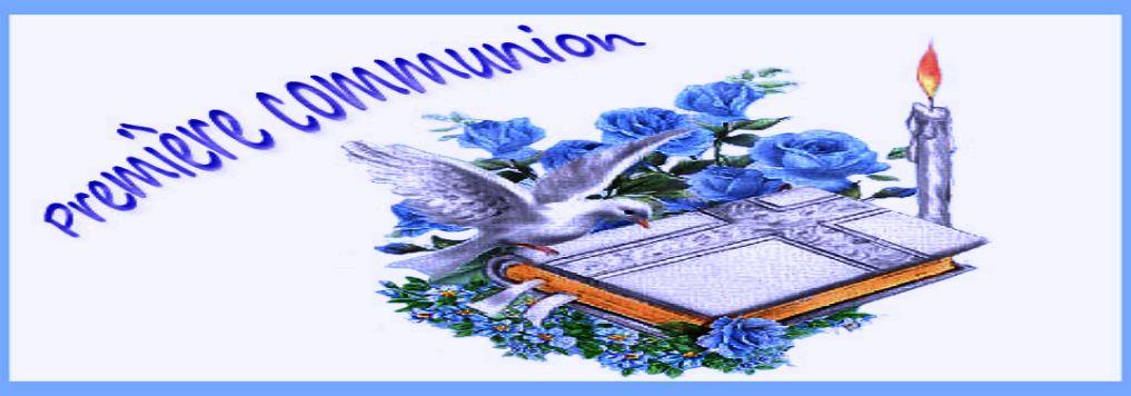 Les premères Communions Comines Warneton