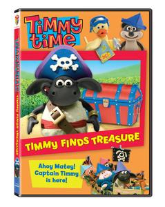 Timmy Time DVD Review