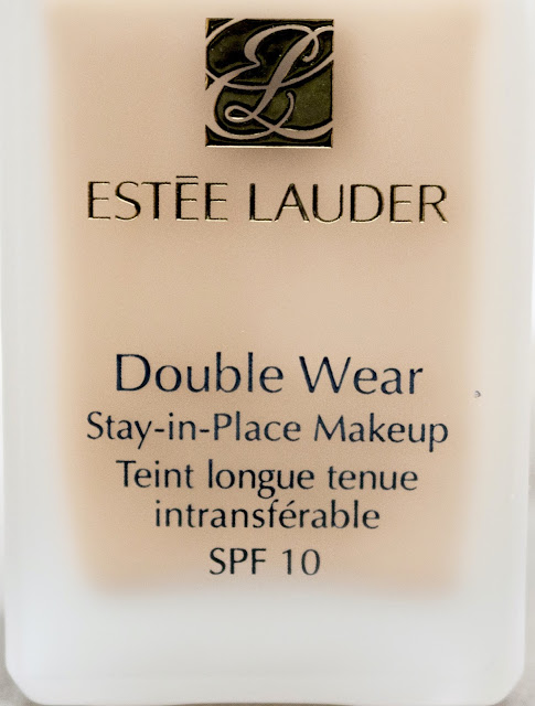 Estee Lauder double wear foundation,bottle,stay in place makeup,
