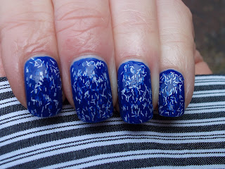 Invogue Jaye Bird with Nails Inc Southwark