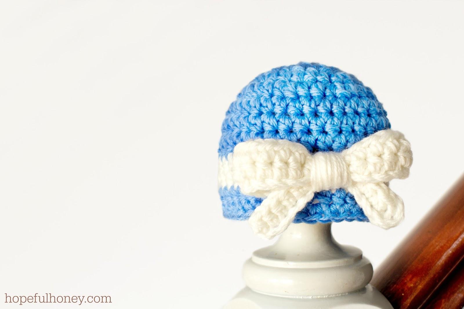 Hopeful Honey Craft, Crochet, Create: Darling Newborn ...