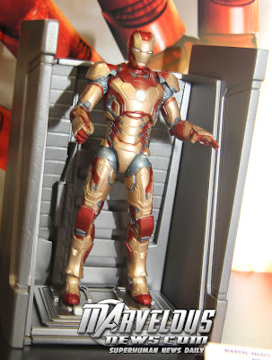 Marvel Select Iron Man 3 Iron Man Mk 42 figure