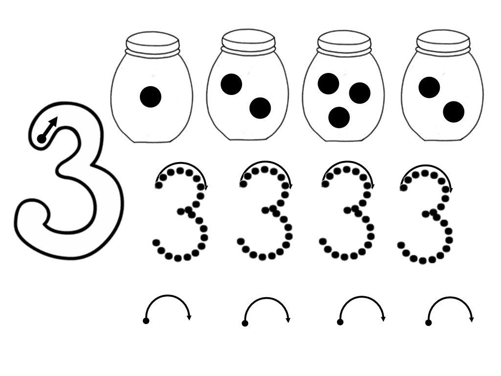 Numeros Para Colorear Preescolar   Dibujos Para Colorear   IMAGIXS