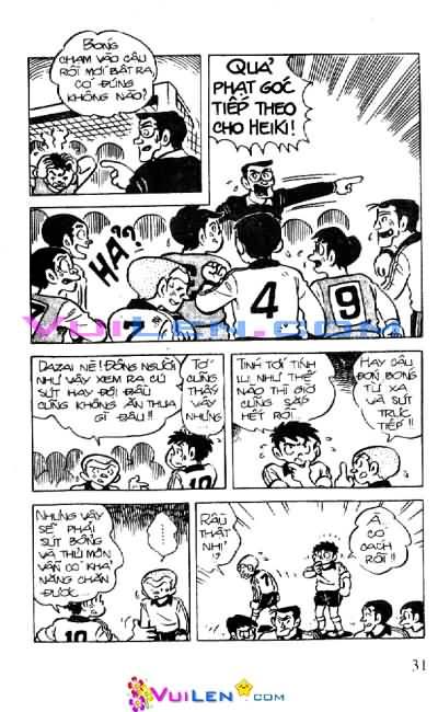 Jindodinho - Đường Dẫn Đến Khung Thành III  Tập 5 page 31 Congtruyen24h