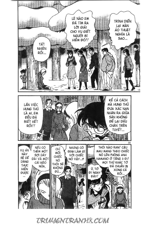 xem truyen moi - Conan chap 196