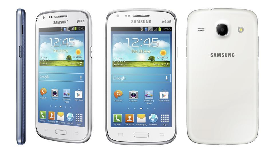 Spesifikasi Samsung Galaxy Core Duos Lengkap
