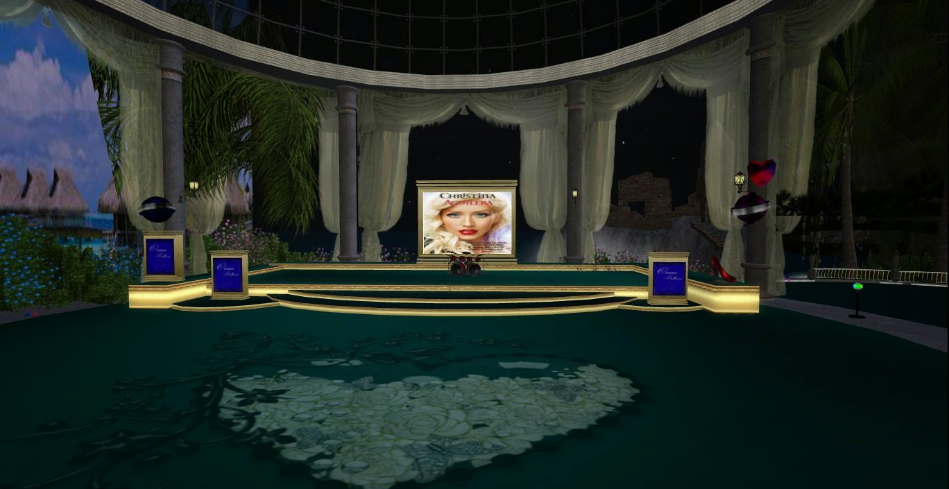Dating places in second life