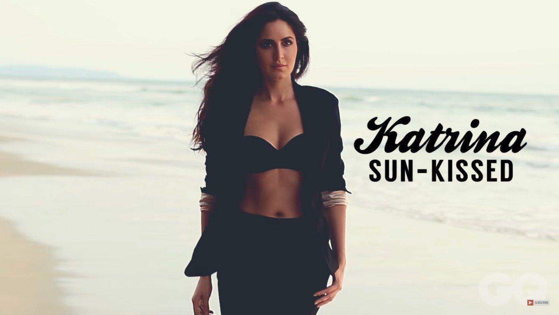 Katrina Kaif Sun Kissed Wallpaper