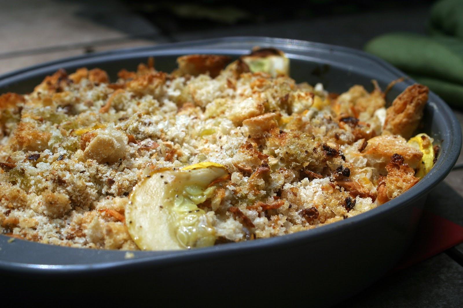 Summer Squash Gratin Recipe — Dishmaps
