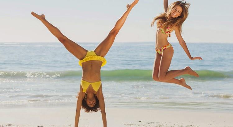 treningi idealne na lato - sporty wakacyjne