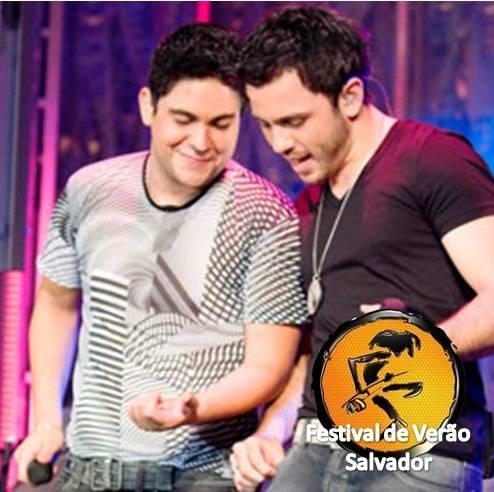 Download Jorge e Mateus Festival de Verão de Salvador 2011