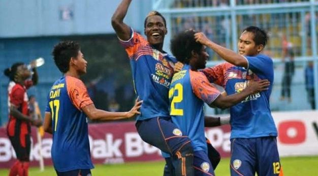 Semi Final Piala Presiden 3 Okt 2015: Arema Cronus vs Sriwijaya FC
