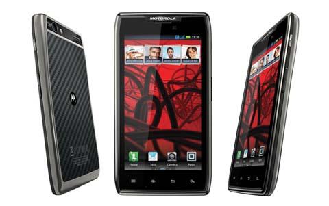 Motorola Razr - Hp Android Terbaik