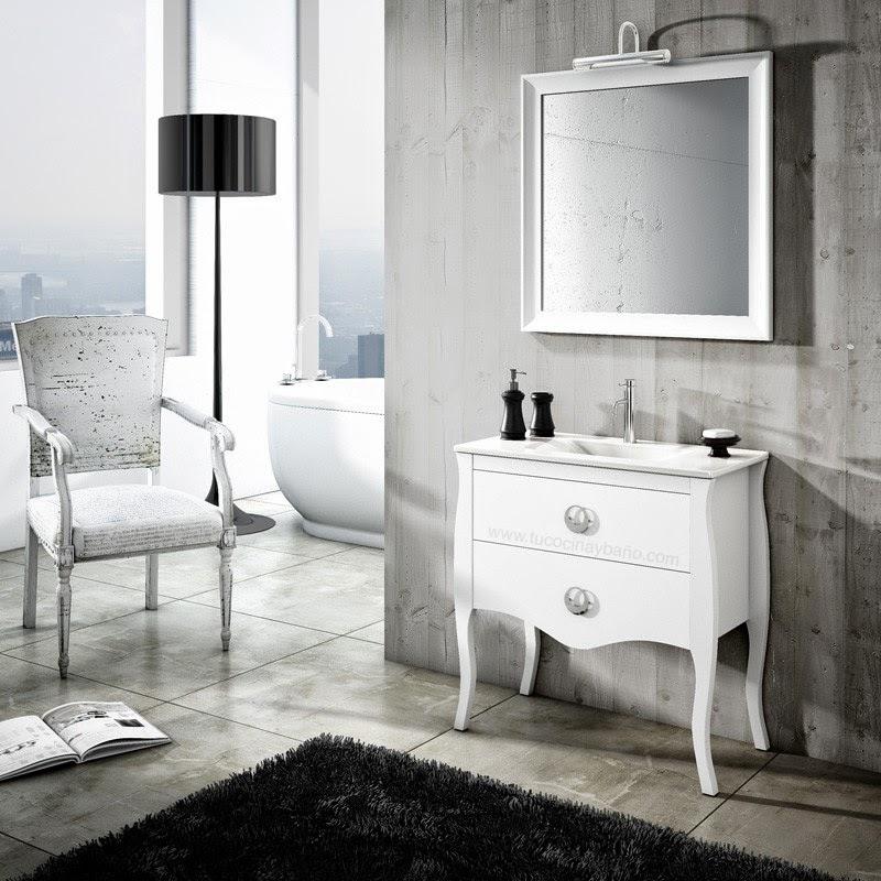 Muebles de ba o clasicos - Muebles bano originales ...