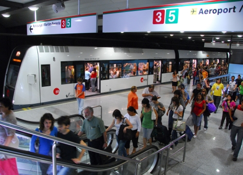 Metrovalencia ha vendido 9.301 títulos con descuentos para familias mumerosas en tres años