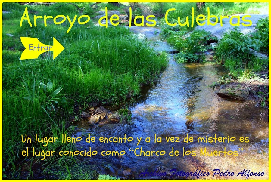 Arroyo de las Culebras