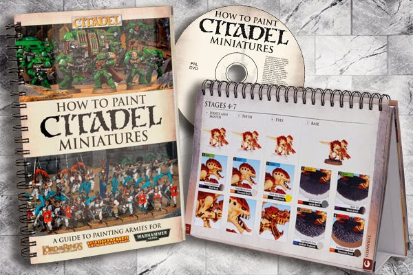 drybrush miniature painting basics book 2