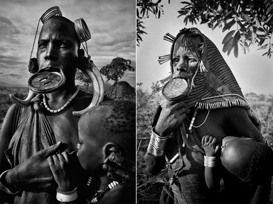 Safari Fusion blog | Photographer Heida Helgadottir's stunning Ethiopian black & white portraits