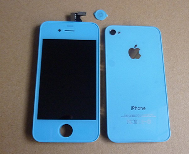 Color Iphone 4
