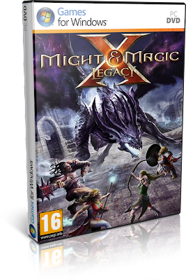 might magic x legacy pc espanol Might & Magic X   Legacy [PC] [Español] [RELOADED]