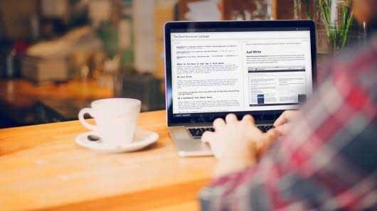 mengatur waktu blogging