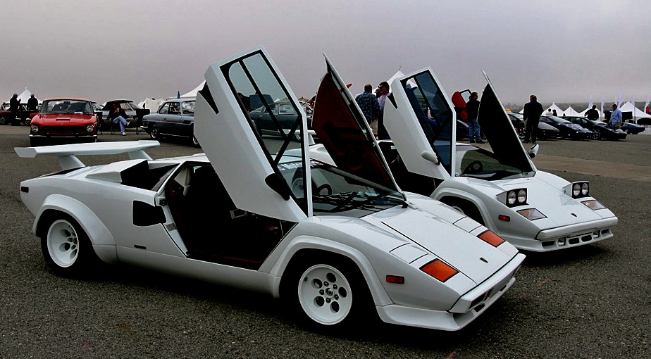 white lamborghini countach 1985 image search results. Black Bedroom Furniture Sets. Home Design Ideas