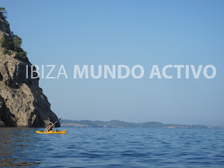 rutas en kayak