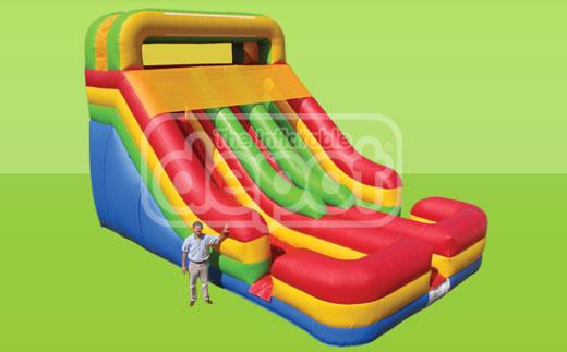 Dual Slide 22'