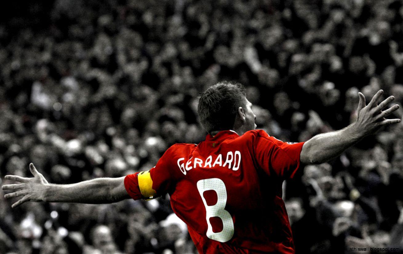 Best Steven Gerrard Wallpaper