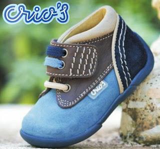 CALZADO INFANTIL COLECCION BEBES 2012 CRIOS