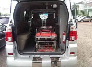 bentuk kabin mobil ambulance mobil