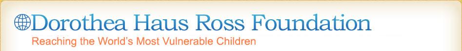 Dorothea Haus Ross Foundation