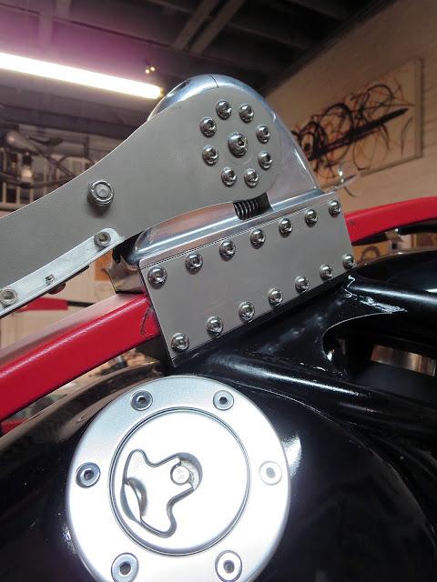 Bienville Legacy Motorcycle Leaf Spring Mount