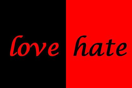 Hadist-Hadist Pilihan : Cinta dan Benci