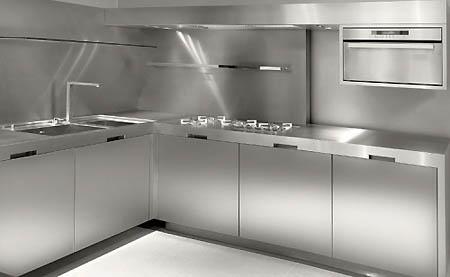 Superficies en acero y granito industria procesadora de for Cocinas integrales bogota sur