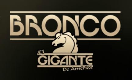 Discografia De Bronco