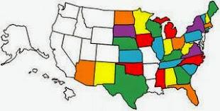 States Stayed Overnight