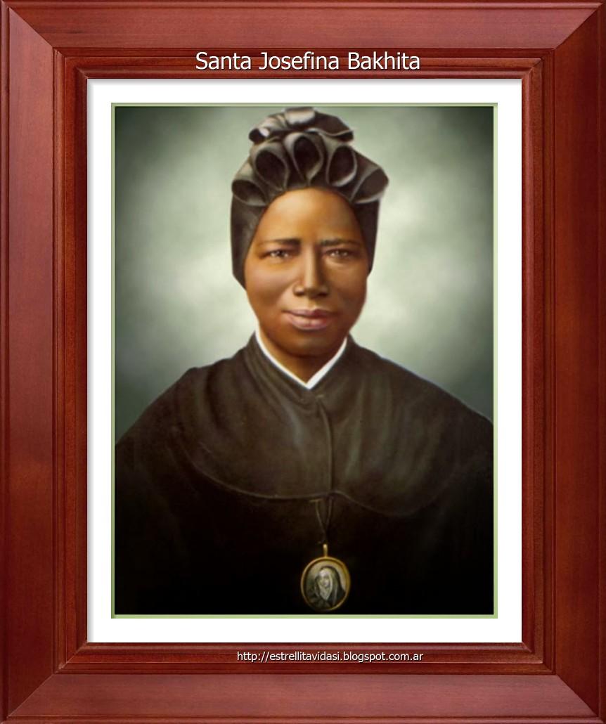 Santa Josefina Bakhita 1869-1947