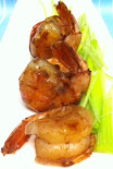 Teriyaki Shrimp