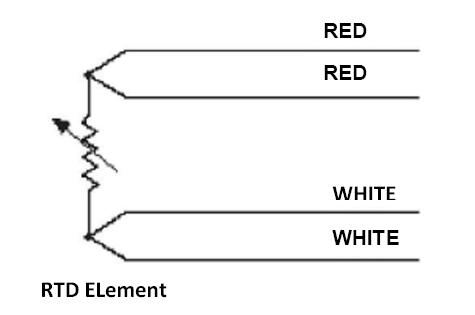 rtd construction and lead wire configurations learning this is similar to 4 wire configuration rtd except that a separate pair of wires is provided as a loop to provide compensation for lead resistance