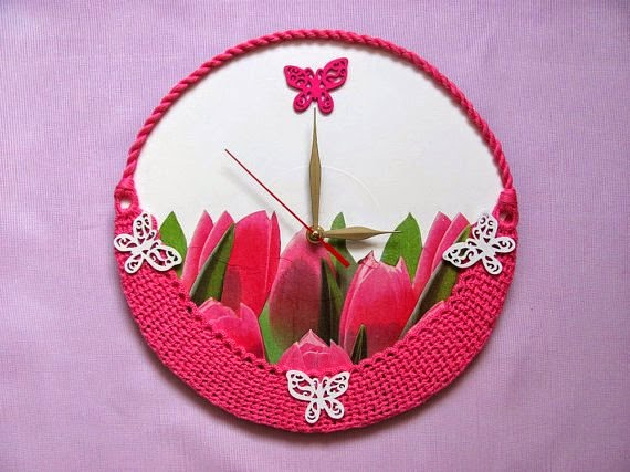 https://www.etsy.com/listing/116138051/wall-clock-basket-of-pink-tulips-unique?ref=shop_home_feat_2