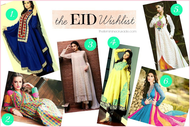 The Eid Wishlist