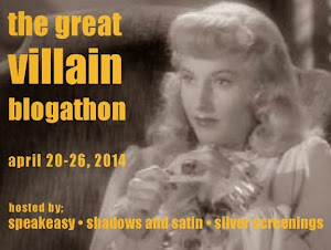 The Great Villain Blogathon April 20-26