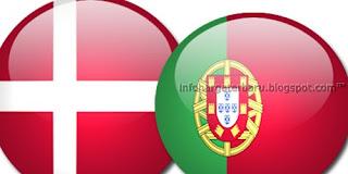 Prediksi Skor Denmark vs Portugal | Jadwal Live Streaming Euro Cup | RCTI Rabu 13 Juni 2012