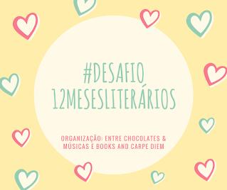 #Desafio12mesesliterários