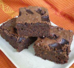 Brownies sederhana