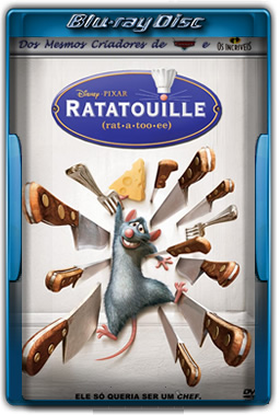 Ratatouille Torrent dublado