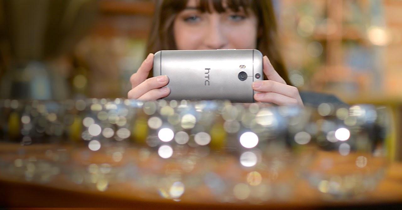 Funzioni speciali fotocamera HTC One M9