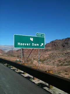 Hoover Dam I Love Vegas