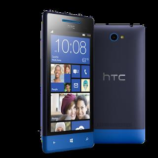 HTC Windows Phone 8S terbaru